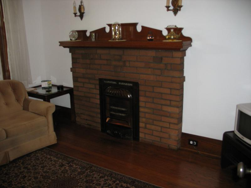 Double sided electric fireplace on Custom-Fireplace. Quality ...