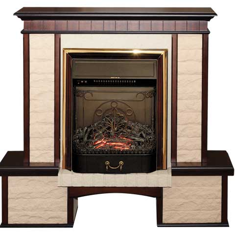 chateau fireplace menards fireplaces white prices stand electric corner
