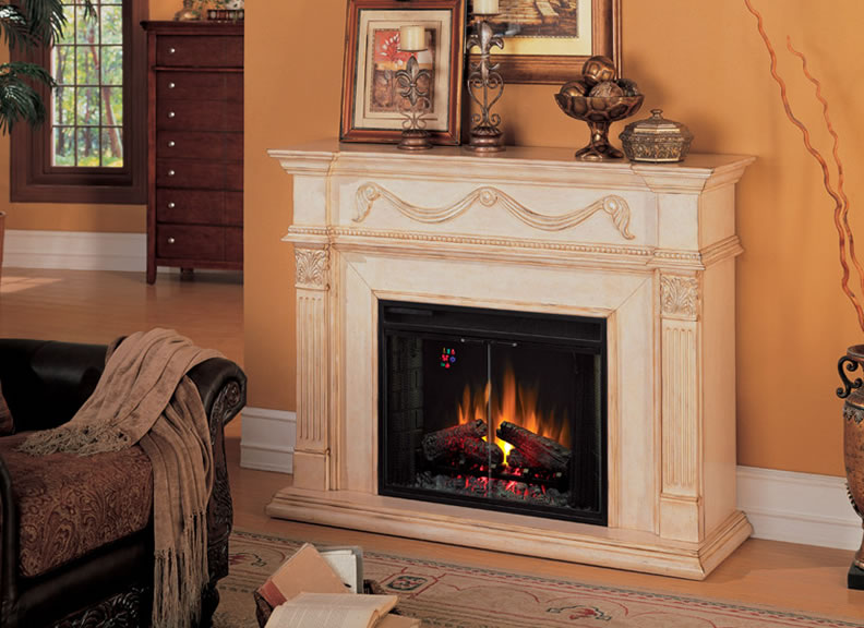 Electric fireplace sale on Custom-Fireplace. Quality electric, gas ...