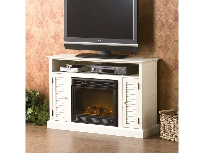 Home depot electric fireplace entertainments on Custom-Fireplace ...