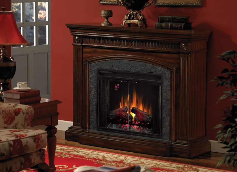Lowes electric fireplace on Custom-Fireplace. Quality