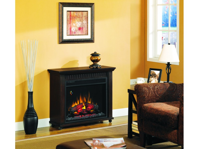 Lowes Electric Fireplace On Custom Fireplace Quality