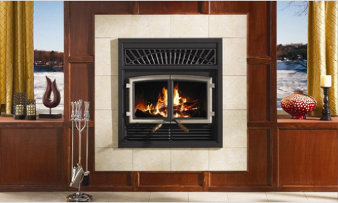 Ventless Fireplace Insert On Custom Fireplace Quality Electric Gas And Wood Fireplaces And Stoves
