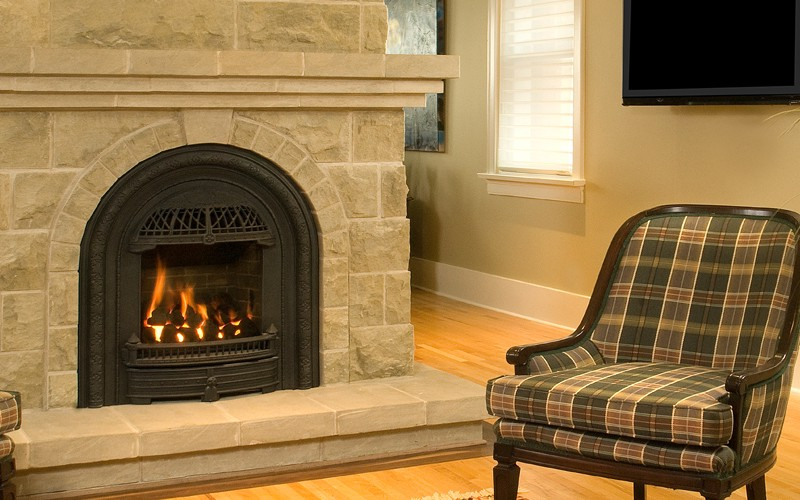 Appalachian fireplace insert on Custom-Fireplace. Quality ...