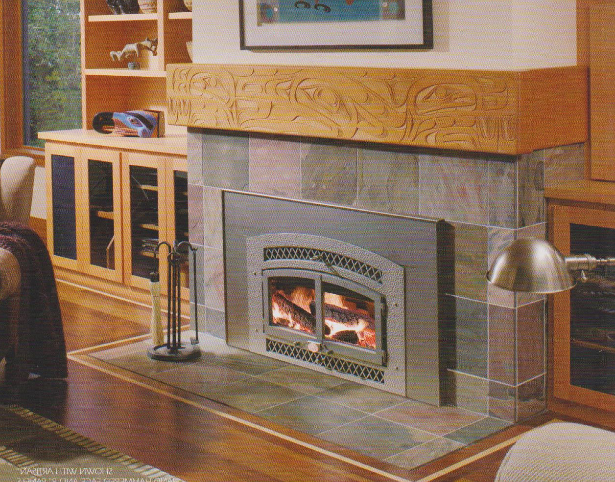 How To Install Gas Fireplace Insert
