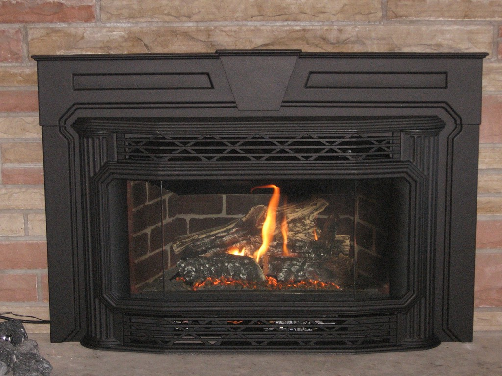 New Breckwell Pellet Stove Fireplace Insert On Custom
