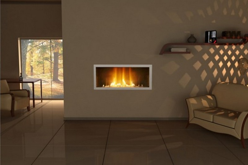 Small Fireplace Insert On Custom Fireplace Quality Electric Gas