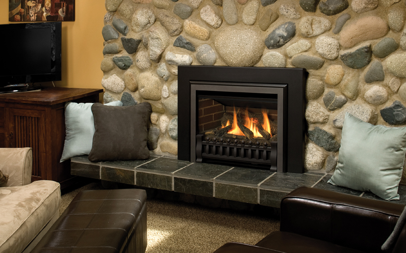 Gas fireplace insert manufacturers on Custom-Fireplace. Quality ...