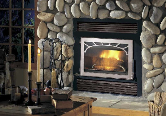 How To Remove Fireplace Insert On Custom Fireplace