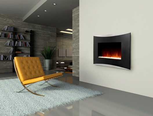 Dare fireplace insert on Custom-Fireplace. Quality electric, gas ...