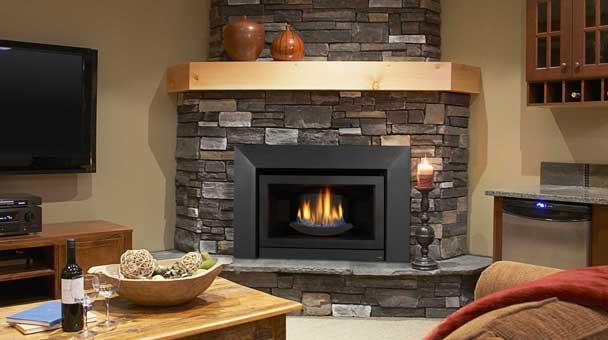 Appalachian Fireplace Insert On Custom Fireplace Quality