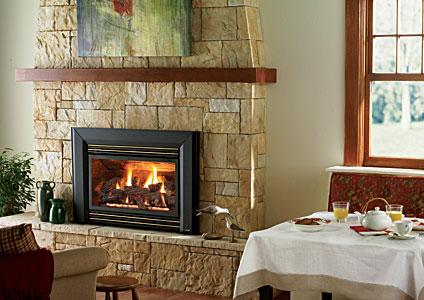 Xtrordinair Fireplace Insert On Custom Fireplace Quality