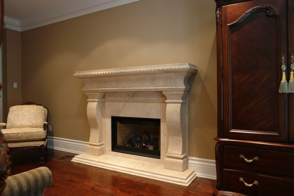 download building a mantel for gas fireplace plans free