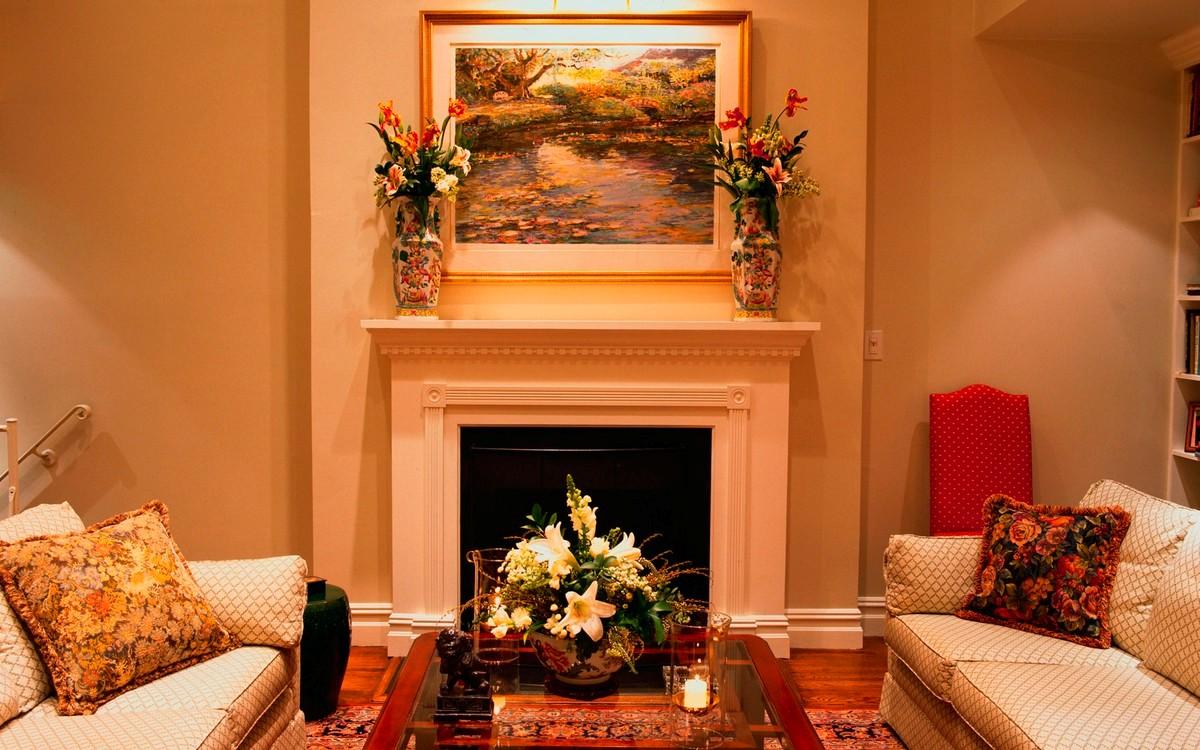 Gas Fireplace Mantel Plans On Custom Fireplace Quality
