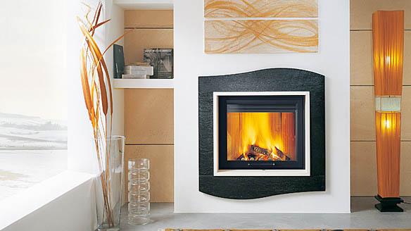 Wood Fireplace Mantel Drawing Plans On Custom Fireplace