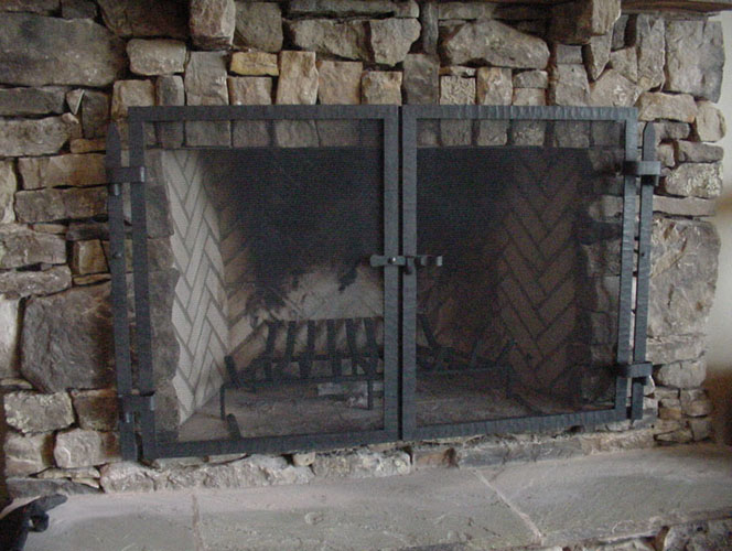 Pinecone iron fireplace screen  fireplace screen discount  folding fireplace  screen  fireplace screen birdsPinecone iron fireplace screen on Custom Fireplace  Quality  . Custom Wrought Iron Fireplace Screens. Home Design Ideas