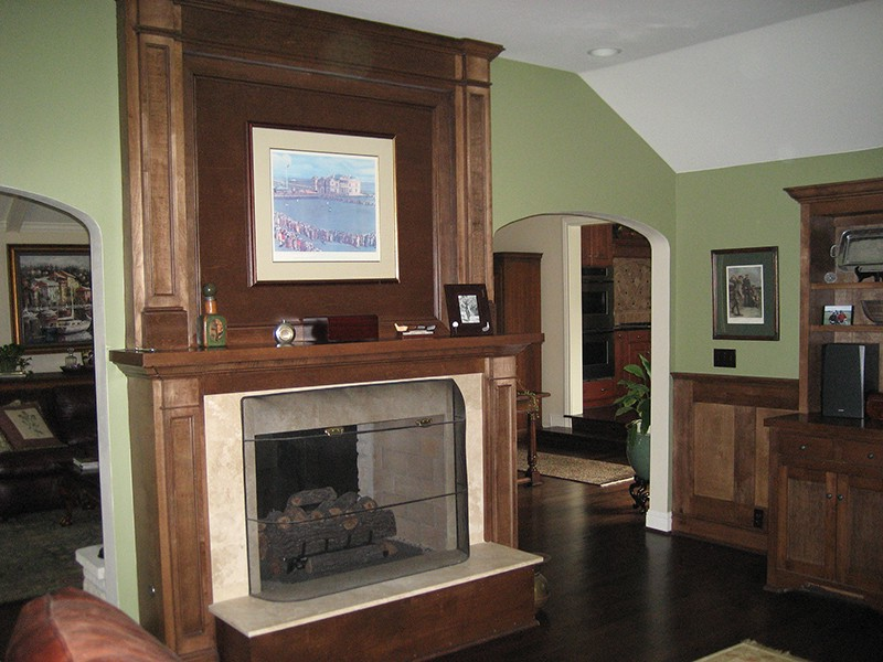 Fireplace Screen Art Deco On Custom