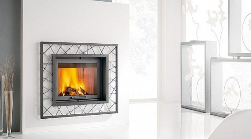 Fireplace Doors Glass Screen On Custom Fireplace Quality Electric Gas And W