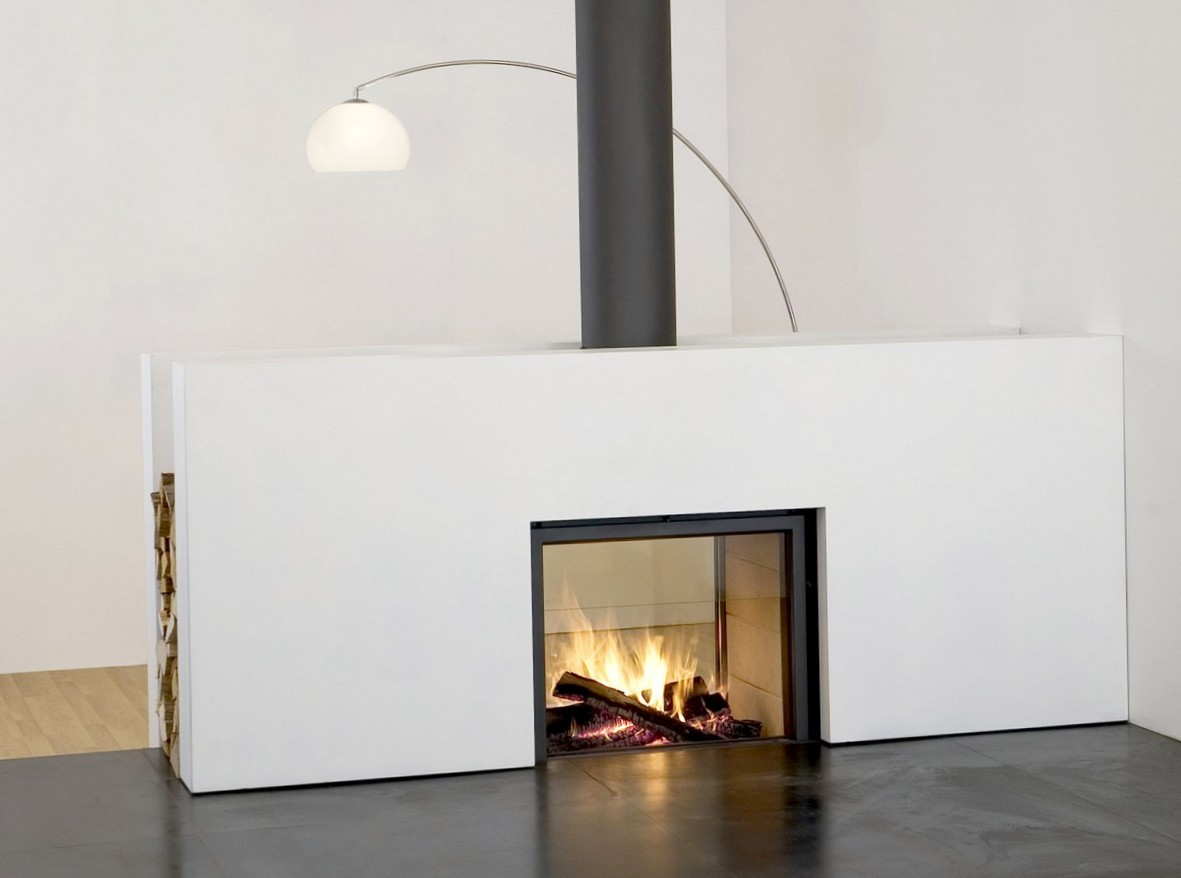 Fireplace Insert On Custom Fireplace Quality Electric