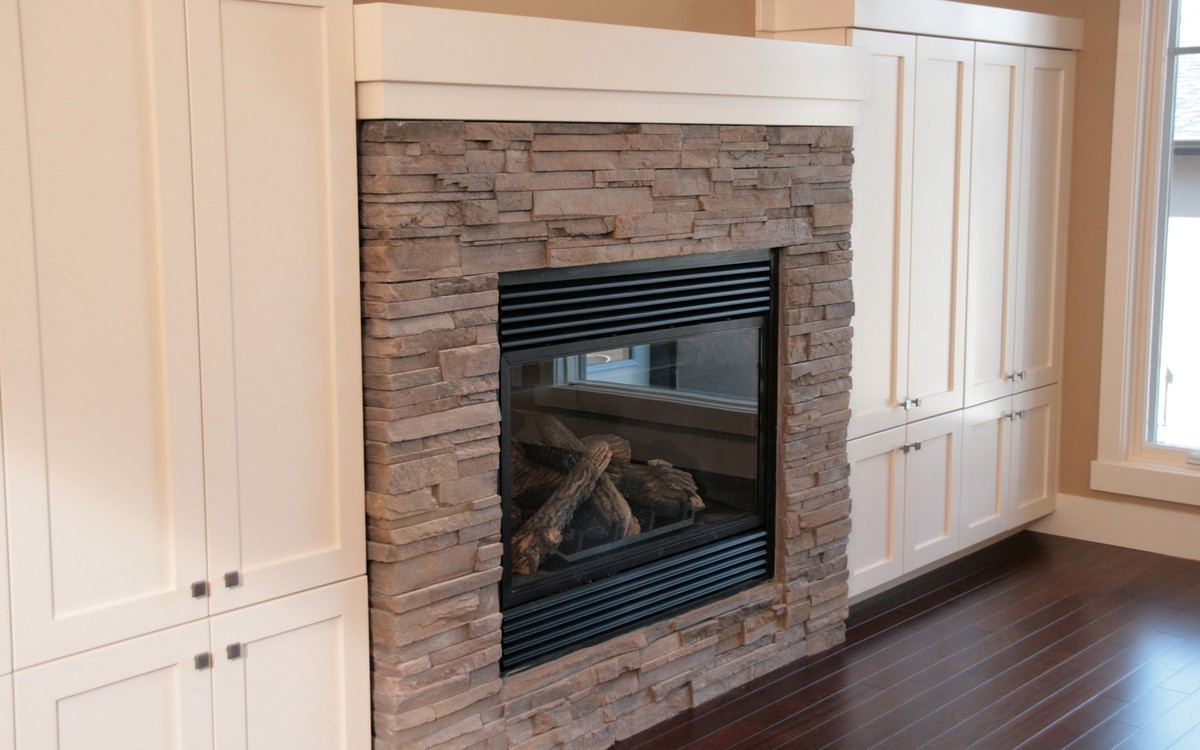 Tile Fireplace Mantels On Custom Fireplace Quality