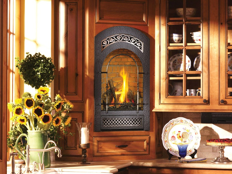 outdoor gas fireplace kits gas logs for fireplace charmglow gas