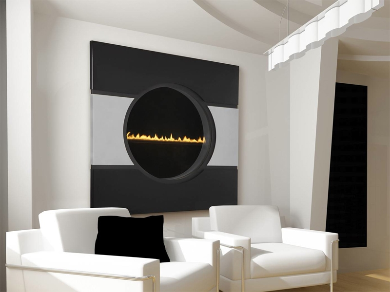 Wall Mounted Gas Fireplace On Custom Fireplace Quality Electric Gas And Wood Fireplaces And