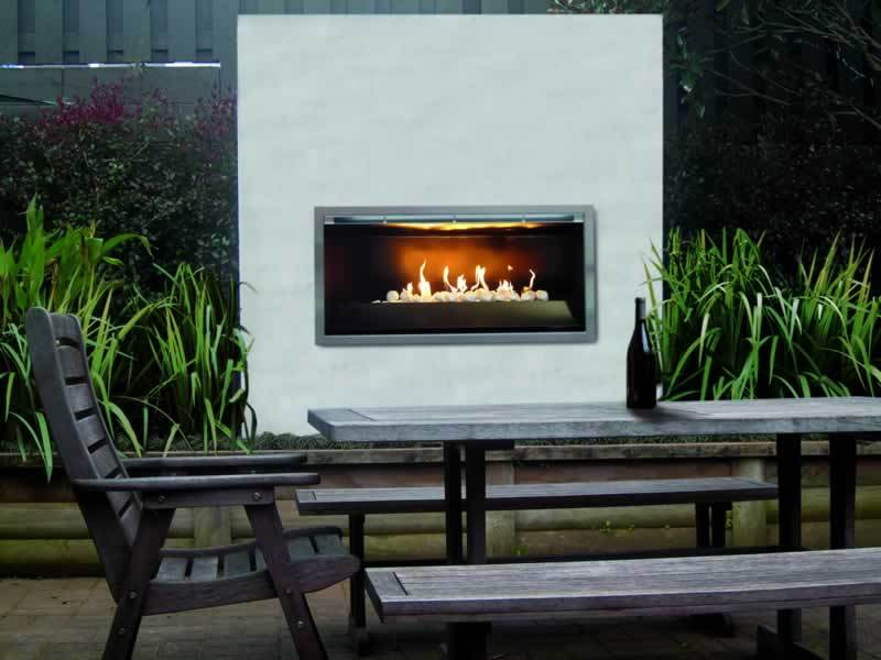Ventless Gas Fireplace Insert On Custom Fireplace Quality