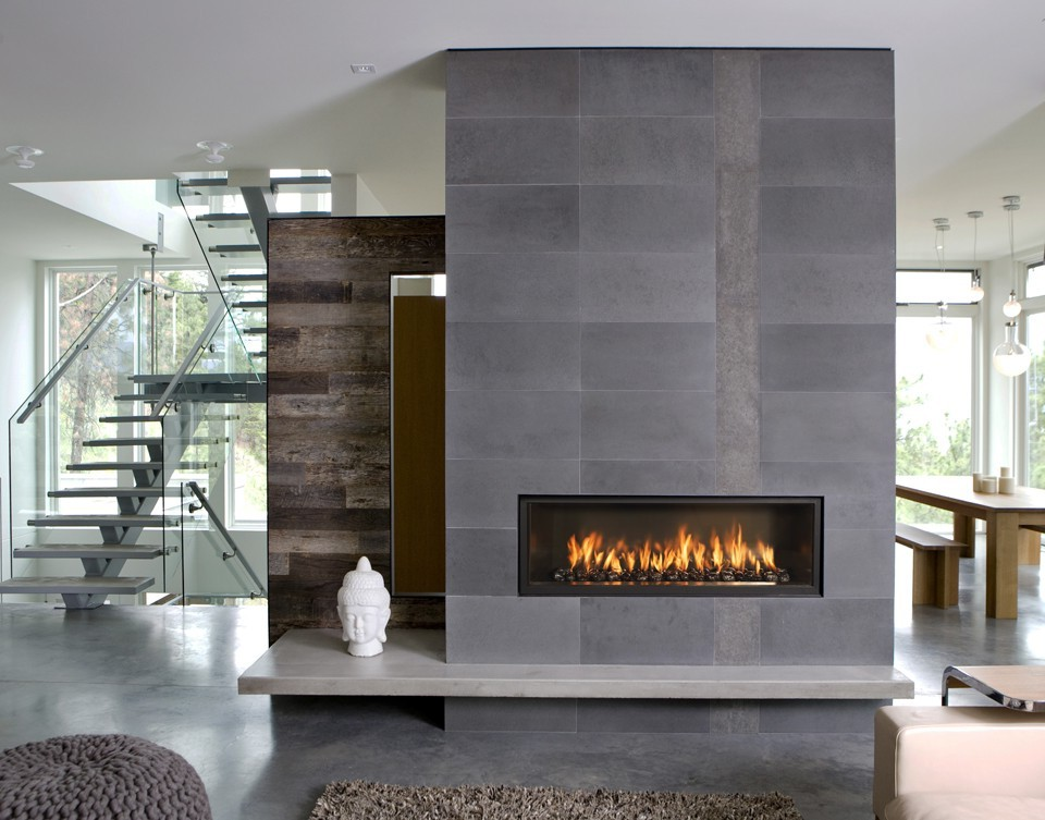 Corner Lp Gas Fireplace On Custom Fireplace Quality