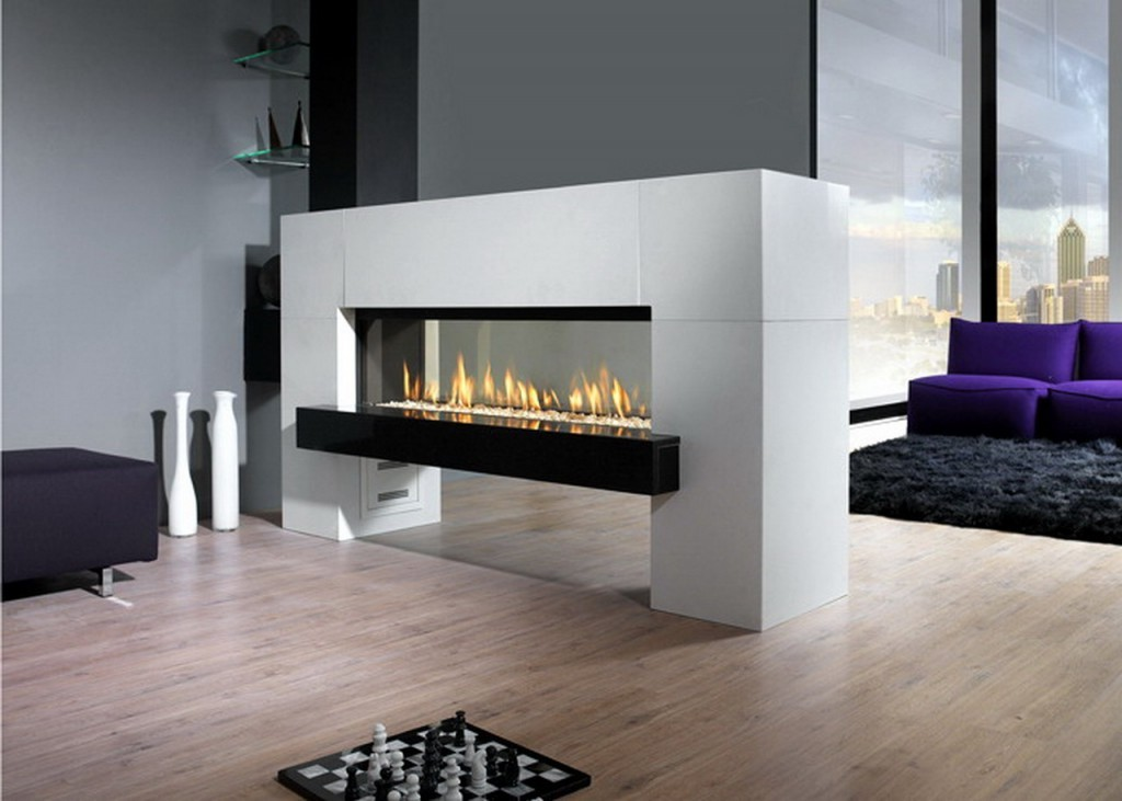 Vent Free Gas Fireplace On Custom Fireplace Quality