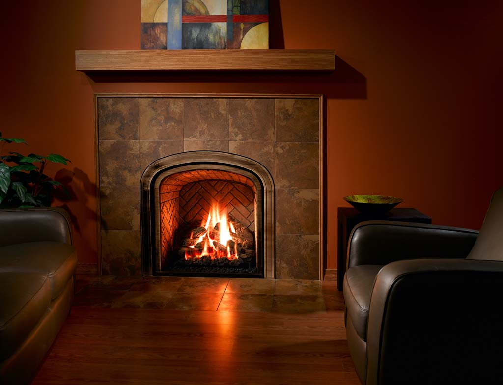 Ventless gas fireplace inserts on Custom-Fireplace ...