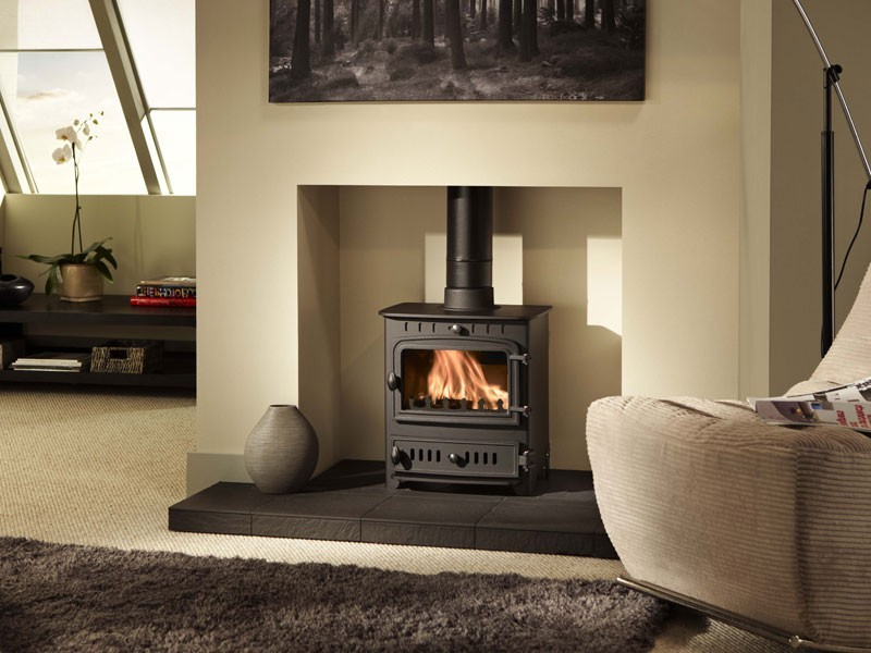 Wood Stoves today offer high efficiency and clean burns