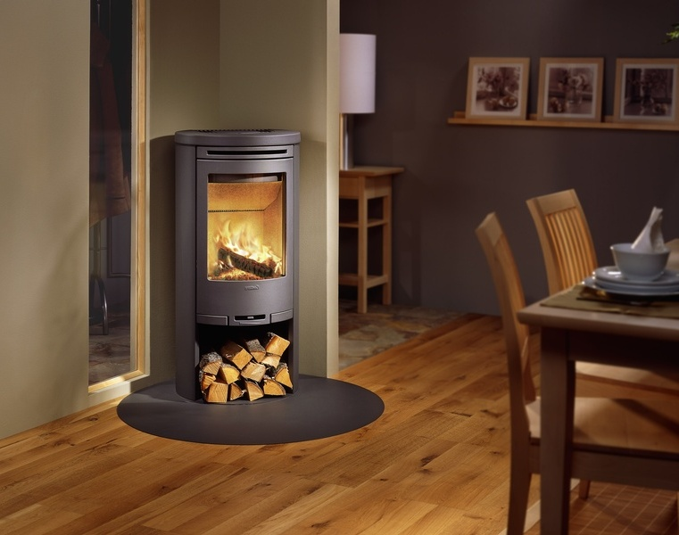 Jotul Wood Stove On Custom Fireplace Quality Electric Gas And Wood Fireplaces And