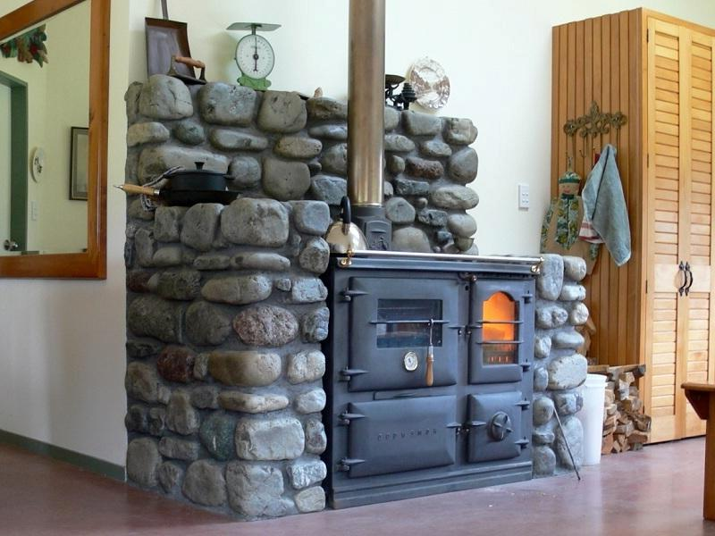 Wood Stove Hearth On Custom Fireplace Quality Electric